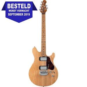 Music Man James Valentine Tremolo Elektrische gitaar Satin Natural