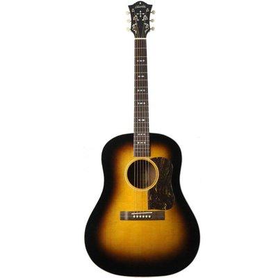 Blueridge BG-60 Akoestische gitaar Slope Shoulder Dreadnought Sunburst Top