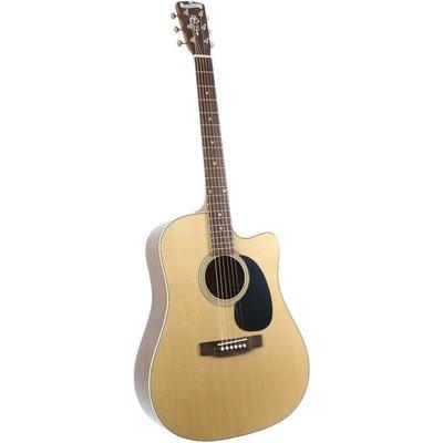Blueridge BR-60C Akoestische gitaar Dreadnought