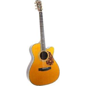 Blueridge BR-183C Akoestische gitaar LR Baggs