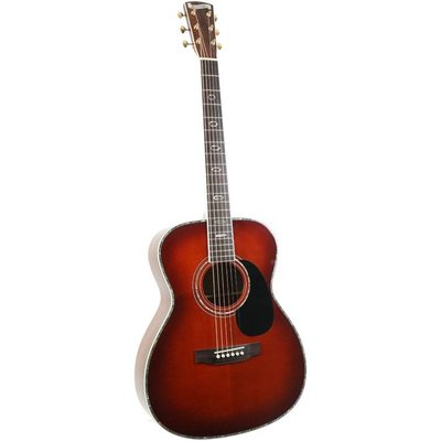 Blueridge BR-73AS Akoestische gitaar Auditorium Sunburst