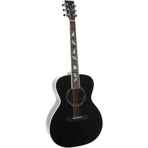 Lakewood M-14 Custom Akoestische gitaar Black