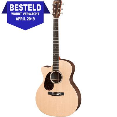 Martin GPCX1RAE Akoestische gitaar Grand Performance Left Handed
