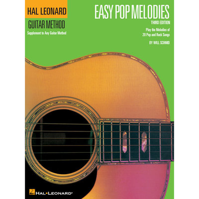EASY POP MELODIES THIRD EDITION