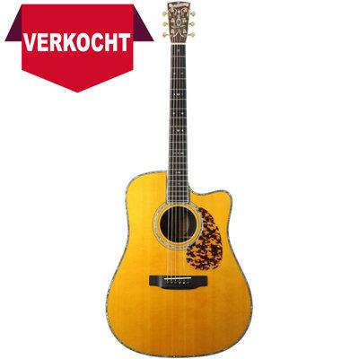 Blueridge BR-180C Akoestische gitaar Dreadnought