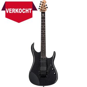 Sterling by Music Man JP160 Elektrische gitaar Petrucci Black Metallic