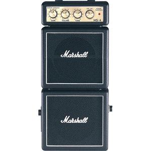 Marshall MS4 Micro stack Black
