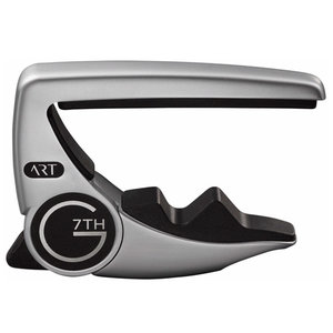 G7th Performance Capo 3 6-String Guitar Silver
