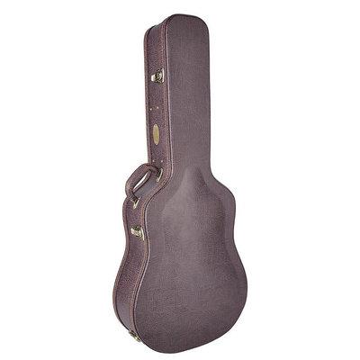 Boston SCD500 Akoestische gitaarkoffer Dreadnought Brown