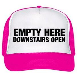 empty here