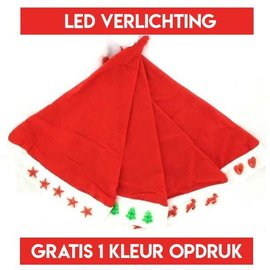200 LED kerstmutsen