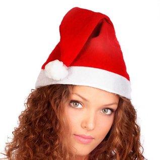 Blanco kerstmuts 24st