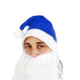 Blanco kerstmuts 96st