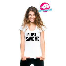 If lost save me