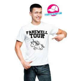 Farewell tour unicorn