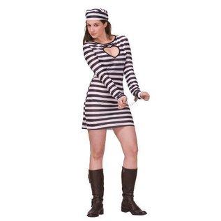 Gevangenis pak vrouw