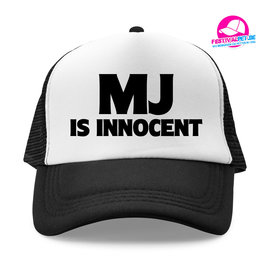 MJ is innocent