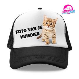 Foto van je huisdier kat