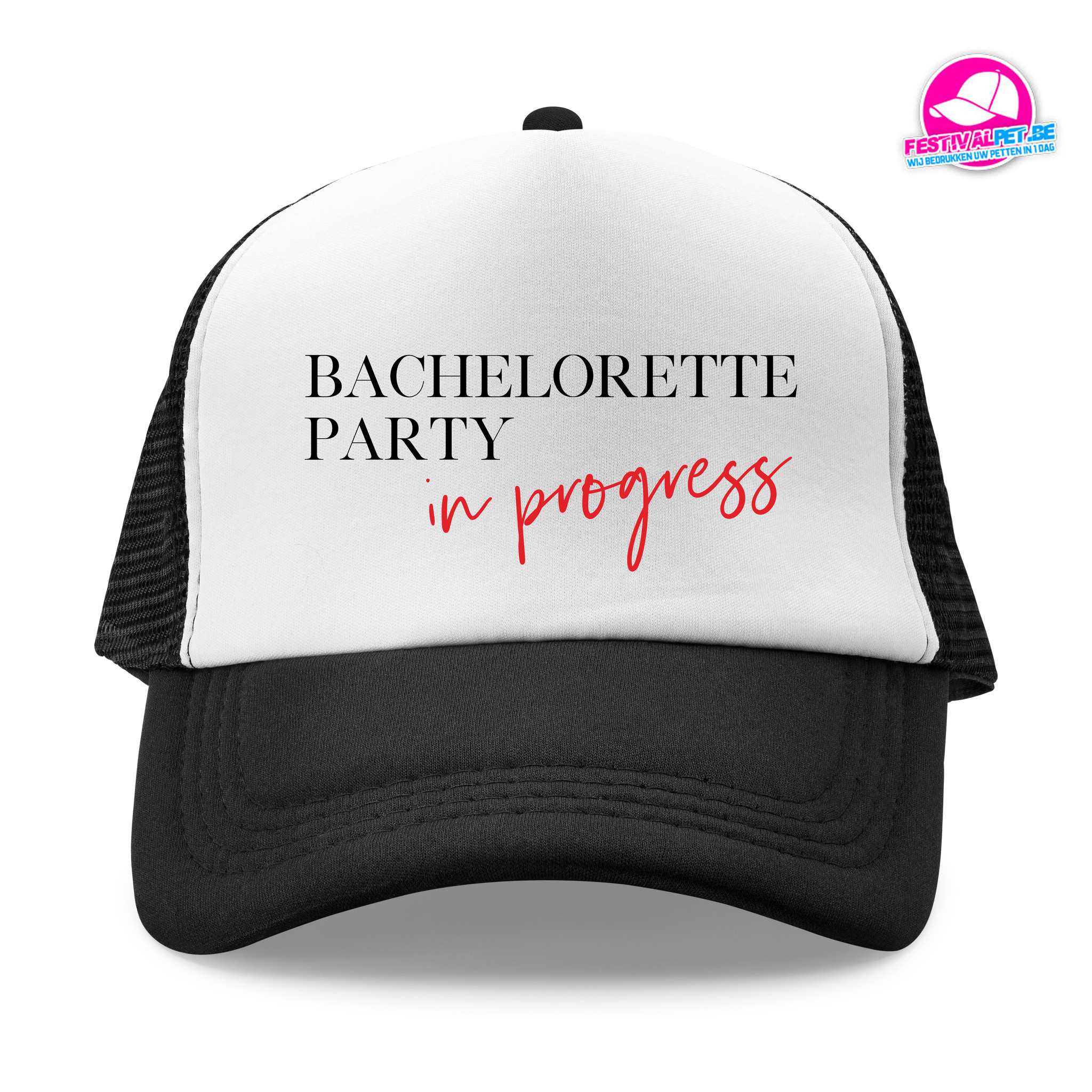 Bachlorette party in progress