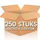 250 stuks