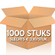 1000 stuks