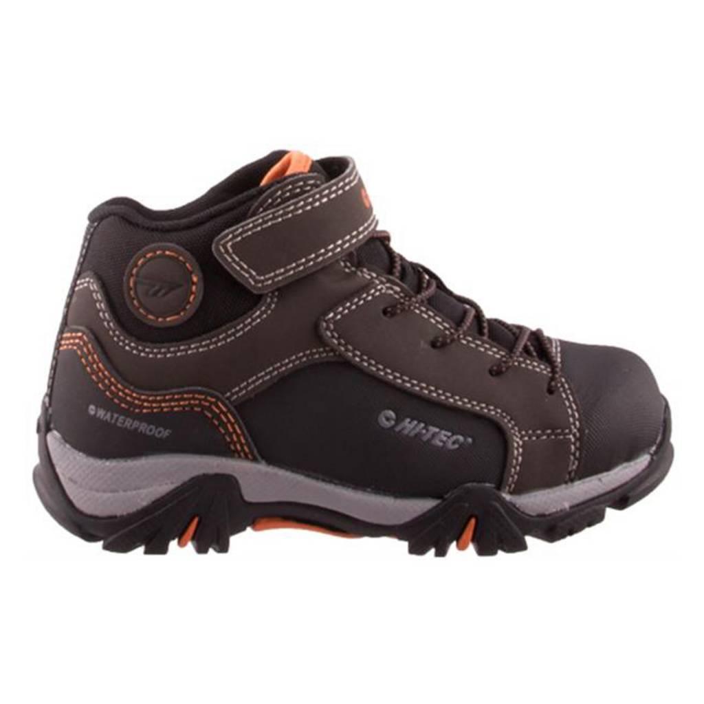 Trail OX Mid WP Jr. Bruin/Oranje