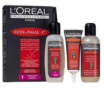 L'Oréal Professionnel Interphase -C Aminio Permanent Kit