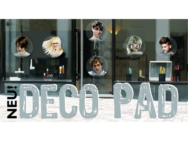 Trend Design Deco Pad Dame Kort Bruin  #27070