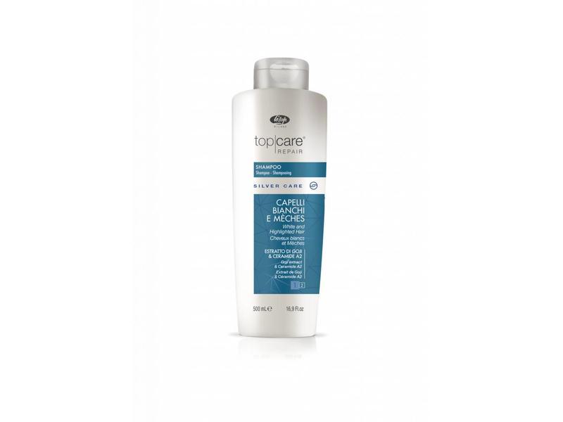 Lisap Lisap TCR Silver Care Shampoo 500ml