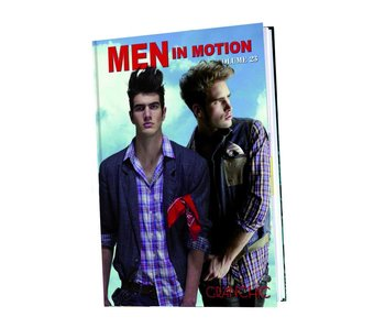 Hair Graphics Modellenboek Men in Motion #98255