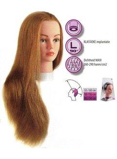 Sibel Oefenhoofd Julie Blond - 100% menselijk haar