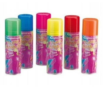 Sibel Color Spray set - 6 stuks