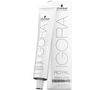 Schwarzkopf Igora Royal Absolutes Silver White 60ml