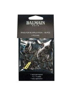 Balmain Rings Brown 100 stuks