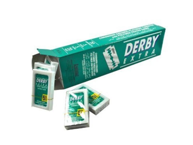 Derby Extra Double Edge Razor Blades 100 stuks