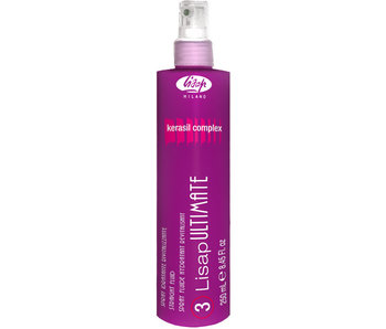 Lisap Ultimate Kerasil Complex Straight Fluid 125ml