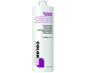 Color Me No-Yellow Shampoo 1000ml