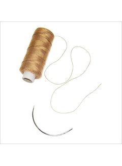 Balmain Soft Blend Weaving Thread + Needle  Blond