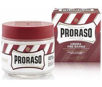 Proraso Pre Shave Cream Zware Baard 100ml