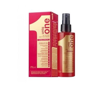 Uniq-One Hair Treatment Spray Red 150ml