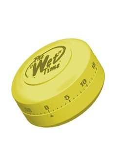 The Wet Brush ® The Wet Time™- Green  - 0952051