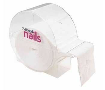 Sibel Nails Dispenser met 1000 doekjes
