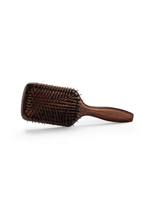 Bratt Bravehead Vintage Maple Paddle Brush