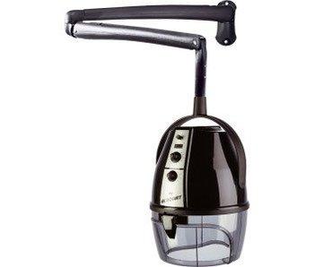 AGV  Droogkap Acrobat 4V Wandmodel Zwart