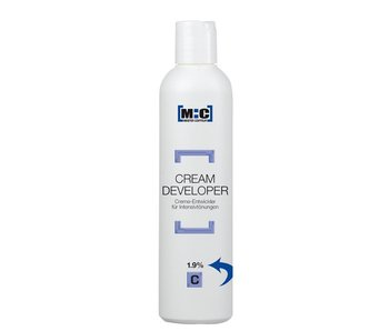 Comair M:C Cream Developer 1.9% - 250 ml