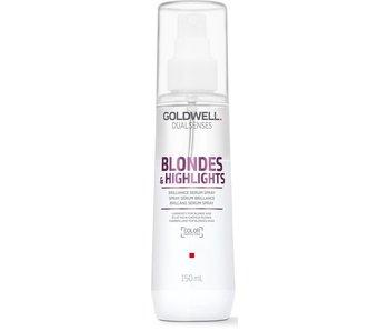 Goldwell Dualsenses Blondes en Highlights Brilliance Serum Spray 150ml