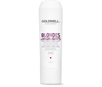Goldwell Dualsenses Blondes en Highlights Anti-Yellow Conditioner 200 ml