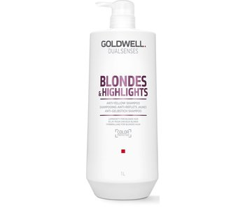 Goldwell Dualsenses Blondes en Highlights Anti-Yellow Shampoo 1000ml