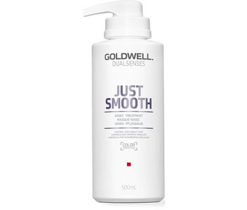 Goldwell Dualsenses Just Smooth 60 Sec.Treatment 500ml