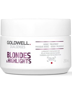 Goldwell Dualsenses Blondes en Highlights 60 Sec.Treatment 200ml